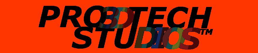 pro 3d tech studios logo